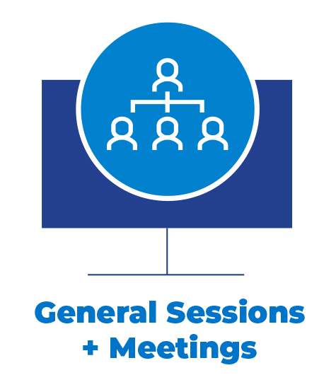 Gen Session and Meetings