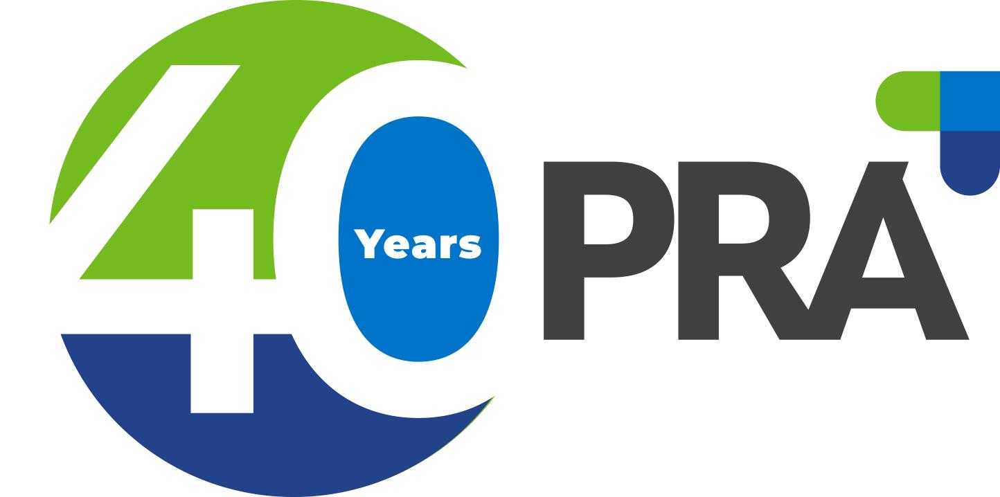 PRA 40th Anniversary